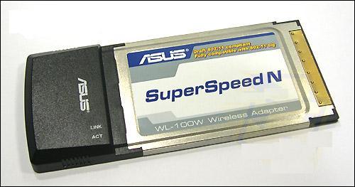 DOWNLOAD DRIVER: ASUS WL-100W