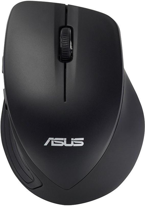 Asus WT465 Wireless black - optická bezdrôtová myš; čierna