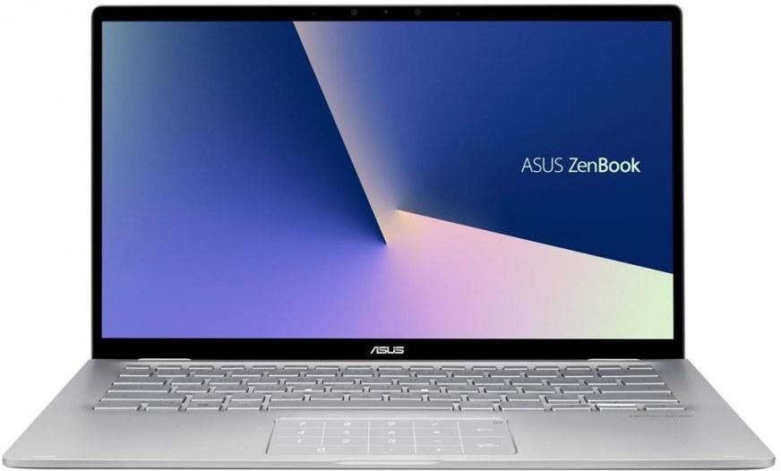Asus ZenBook FLIP 14 UM462DA-AI015T, sivý