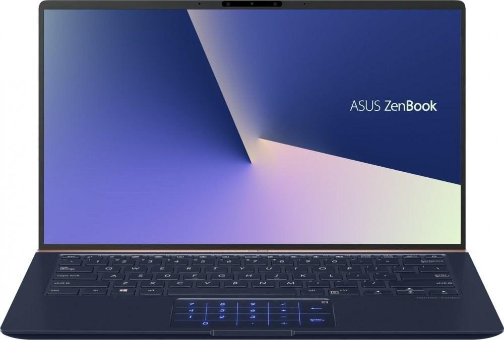 Asus ZenBook UX433FN-A5047T, modrý