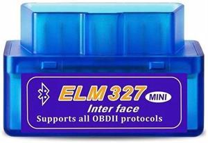 Autodiagnostika pre auto ELM327 OBD II Bluetooth univerzálna, verzia 2.1