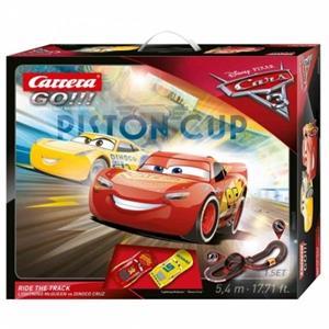 Autodráha Carrera GO 62422 Cars 3 - Ride Track
