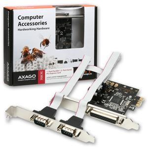 AXAGO PCEA-PS, PCIe karta