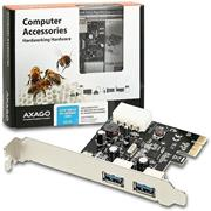 Axago PCEU-23R, 2x USB3.0