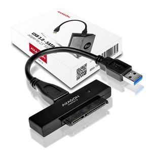 AXAGON ADSA-1S6, USB3.0 vysokorýchlostný adaptér