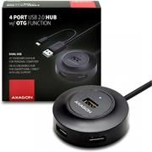 Axagon HUE-X6GB, USB2.0 hub