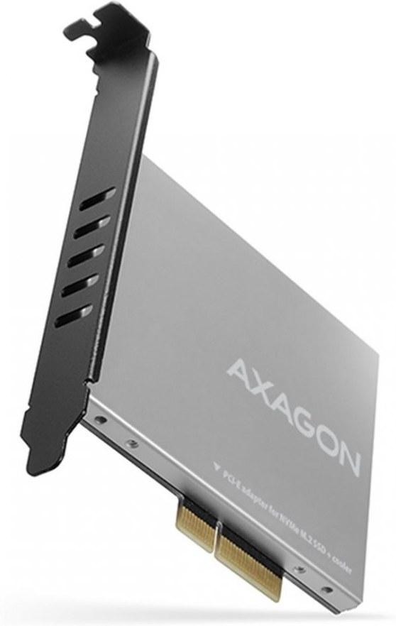 AXAGON PCEM2-NC, pasívny chladič