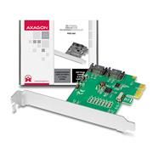 AXAGON PCES-SA2, PCIe karta