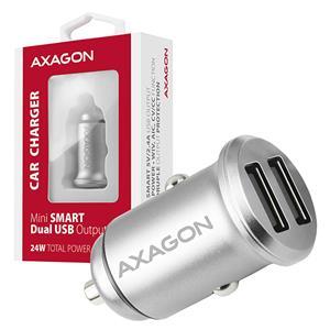 AXAGON PWC-5V4, strieborná