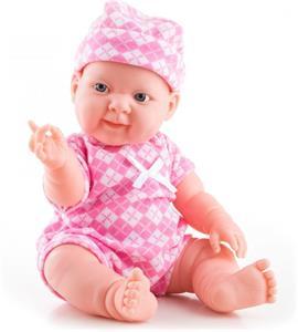 Bábika G21 Jasmina 35 cm, růžové doplňky