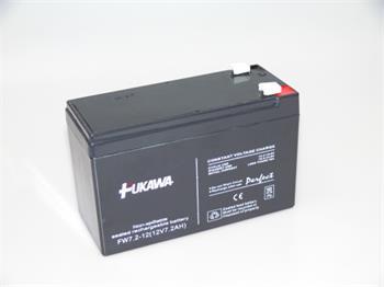 Baterie FUKAWA FW7.2-12(28W) (12V/7,2 Ah - Faston 250) SLA baterie