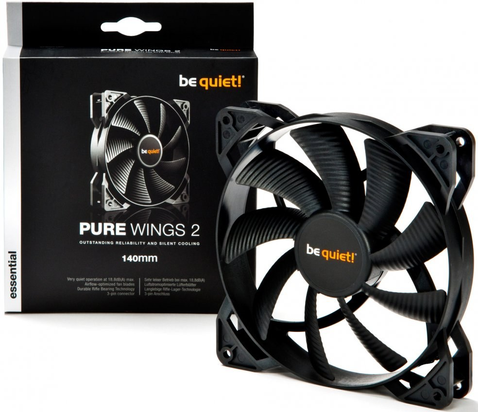 be quiet! Pure Wings 2, 120mm