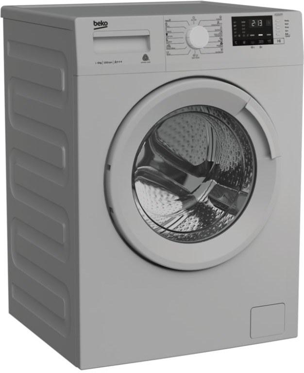 Beko WTE 6512 BSS, práčka predom plnená - Slim