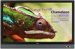 "BenQ LCD RM5501K, 55"" LED interaktívny dotykový panel"