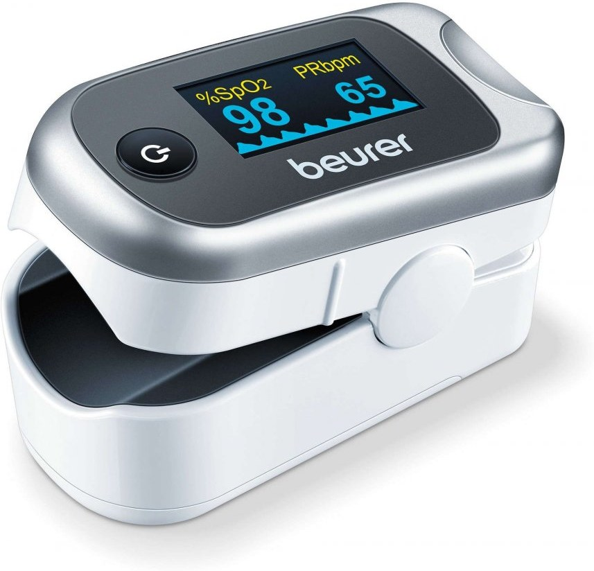 Beurer PO 40, pulzný oxymeter