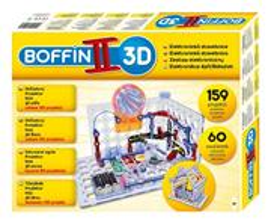 Boffin II 3D, stavebnica