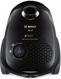 Bosch BGB2UA310, vreckový vysávač, čierny