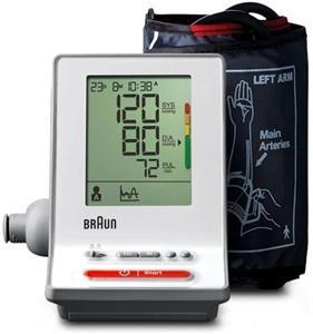 Braun BP6000 ExactFit 3, tlakomer