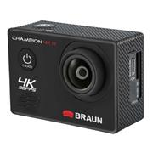 Braun BR 57672, outdoorová videokamera Champion 4K III, WiFi, vodotesné puzdro