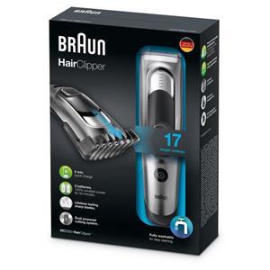 Braun HC 5090, zastrihávač vlasov