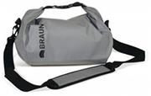 BRAUN vodotěsný vak SPLASH Bag (30x15x16,5cm,šedý)