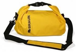 BRAUN vodotěsný vak SPLASH Bag (30x15x16,5cm,žlut)