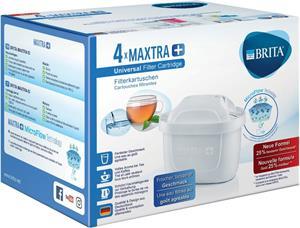 Brita Maxtra Plus Pack 4