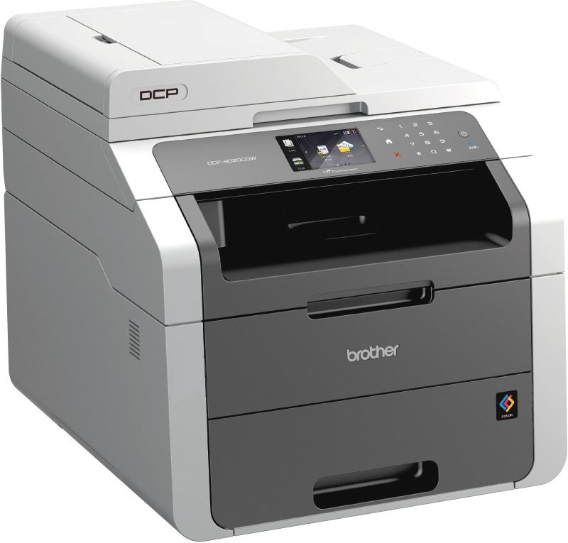 Brother DCP-9020CDW, wifi, duplex