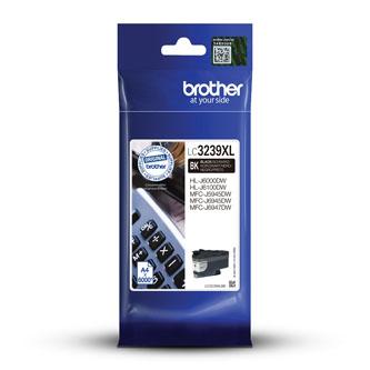 Brother LC-3239XLBK, čierna, 6000 strán, pre Brother MFC-J5945DW, MFC-J6945DW, MFC-J6947DW