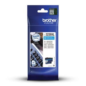 Brother LC-3239XLC, cyan, 5000 strán, pre Brother MFC-J5945DW, MFC-J6945DW, MFC-J6947DW