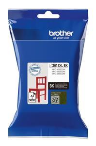 BROTHER LC-3619XLBK, čierna, 3 000 strán