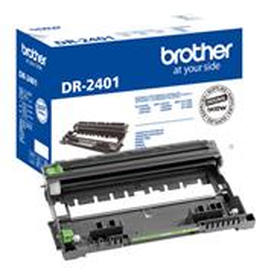 Brother originál válec DR2401, black, 12000str., Brother DCP-L2532DW, DCP-L2552DN, HL-L2312D, HL-L2352DW