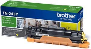 Brother TN-243Y, žltý, 1000 strán