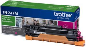 Brother TN-247M, magenta, 2300 strán