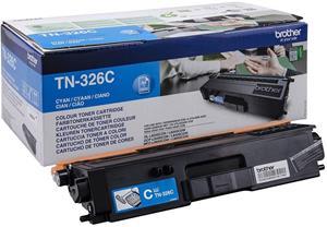 Brother TN-329C, cyan, 6000 strán