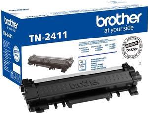 Brother TN2411, čierny, 1200 strán