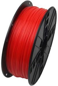 C-TECH filament, ABS, 1,75mm, 1kg, fluorescenční červená