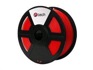C-TECH (filament) PETG, 1,75mm, červená