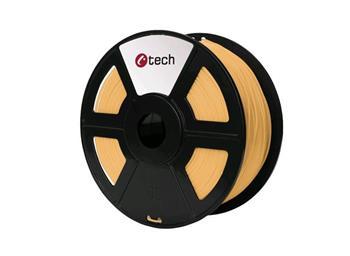 C-TECH ( filament ), PLA, 1,75mm, skin (farba ľudskej kože)