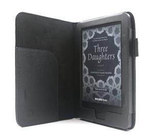C-Tech Protect púzdro pre Amazon Kindle 8 Touch, wake/sleep funkcia, AKC-11, čierne