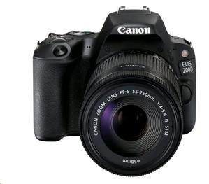 Canon EOS 200D BK 18-55 EU26