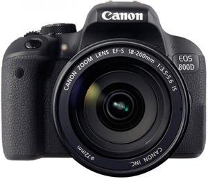 Canon EOS 800D BK 18-55 IS STM