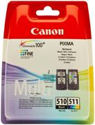 Canon PG-510/CL-511, multi pack