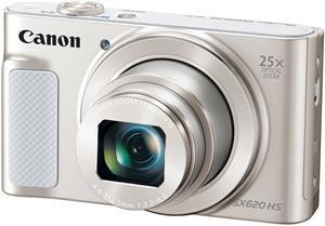 Canon PowerShot SX620 bílý