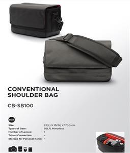 Canon SB100 textile bag shoulder - černý