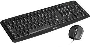 Canyon CNE-CSET1-SK, set klávesnica + myš