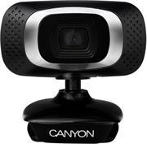 Canyon CNE-CWC3N webkamera, 2 Mpx, mikrofón, 360° rozsah