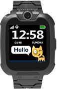 "Canyon CNE-KW31BB Tony smart hodinky pre deti, 1.54"", čierne"