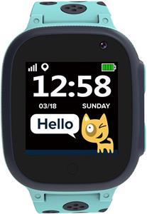 "Canyon CNE-KW34BL Sandy smart hodinky pre deti, 1.44"", modré"
