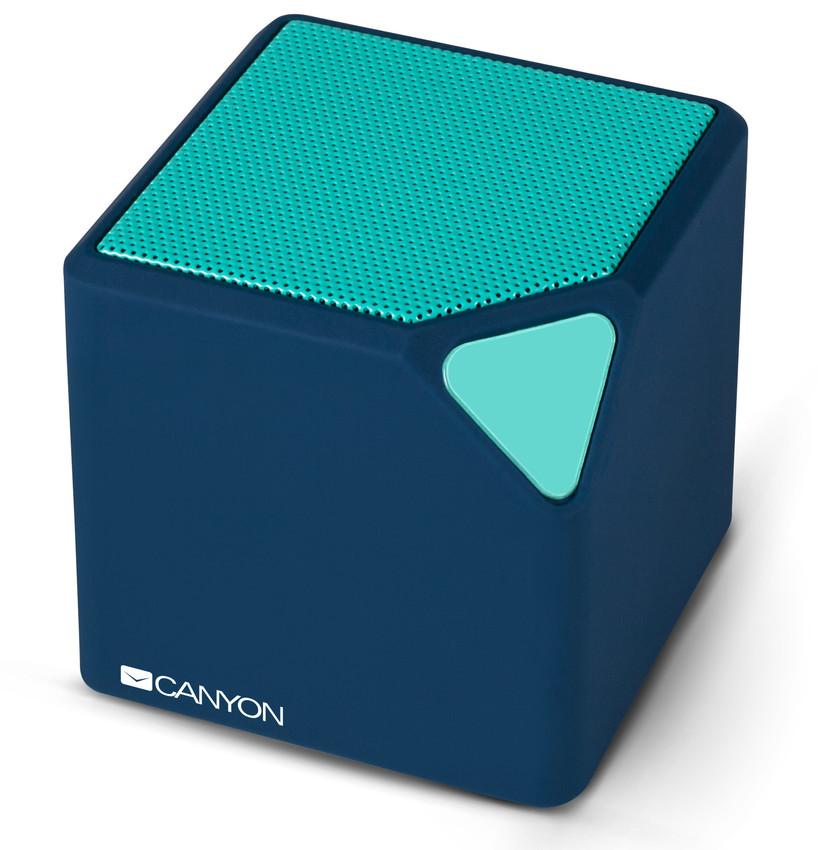 Canyon CNS-CBTSP2, prenosný stereo reproduktor, bluetooth
